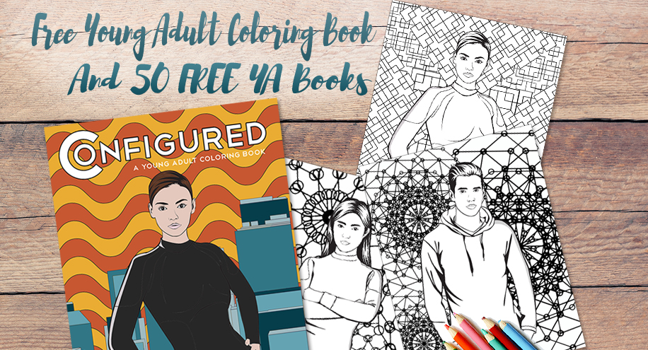 Young Adult Coloring Books