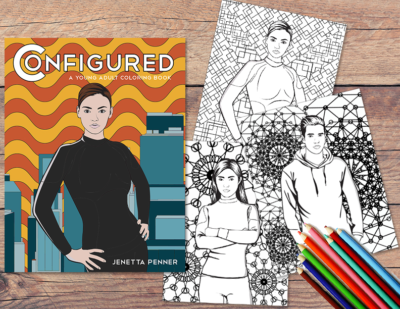 Confirm Your Subscription To Our Newsletter And Gain Access 50 Free YA Books Configured Coloring