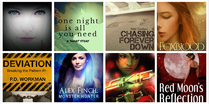 8 Free YA Kindle Books to Download Right Now