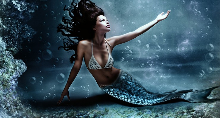 "Grab a Luscious List of New YA Mermaid ""Tails"""