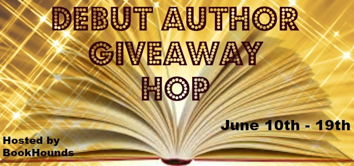 Win a $10 Amazon Giftcard: Debut Author Giveaway Hop  (June 10-19)