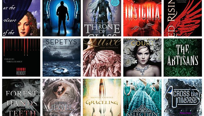 19 Teen Books to Read Based on Your Hunger Games District