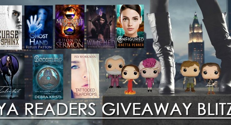 Win 52 Freakin' YA Paperbacks and a Ton of Fun Swag