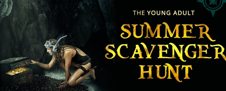 A YA Summer Scavenger Hunt? So Many Bookish Prizes!